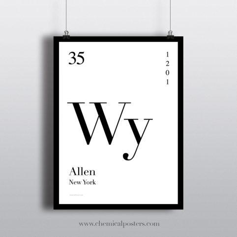 Allen poster