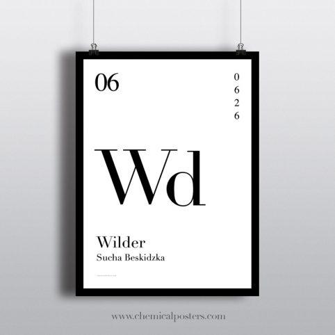 Wilder Poster
